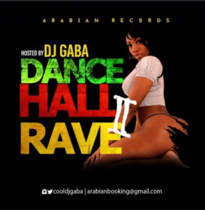 DJ Gaba - Dance Hall Rave Mix Vol. 3